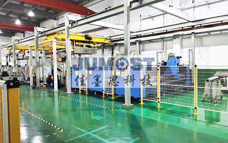 东莞机器人焊接工作站