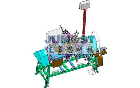 钢管自动焊接设备出售