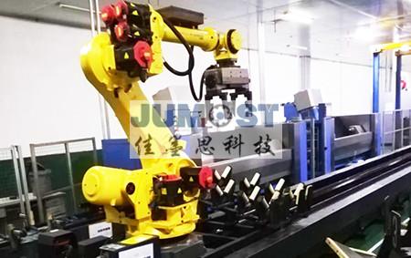 四川自动点焊机器人设备