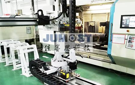 机械手自动上下料生产接受定制