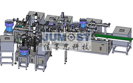 东莞CNC自动上下料产线来电咨询